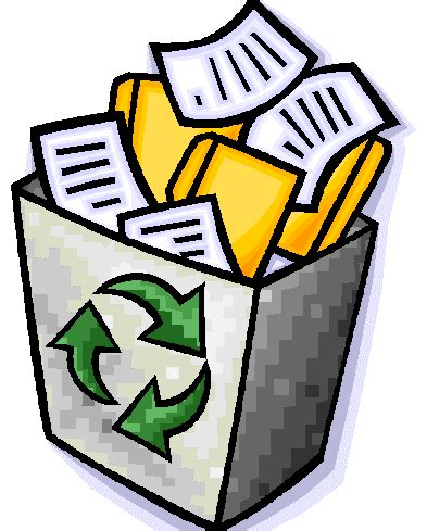 Can anybody give me a thesis statement about recycling